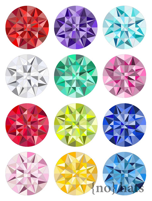 Image Result For January Birthstone Color