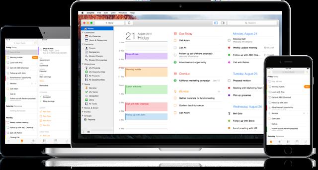 Daylite: O aplicativo de produtividade empresarial para Mac e iOS