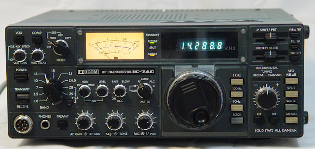Icom IC-740