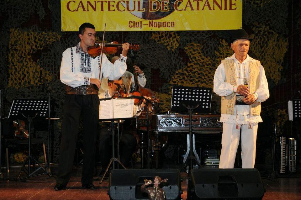 2012, Cluj-Napoca-Festivalul Cântecului de Cătănie