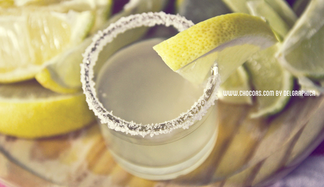gelatina margarita receta