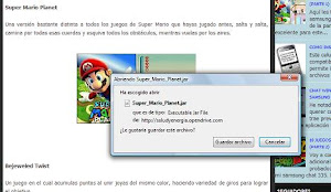 Super Mario Planet Samsung Chat 335