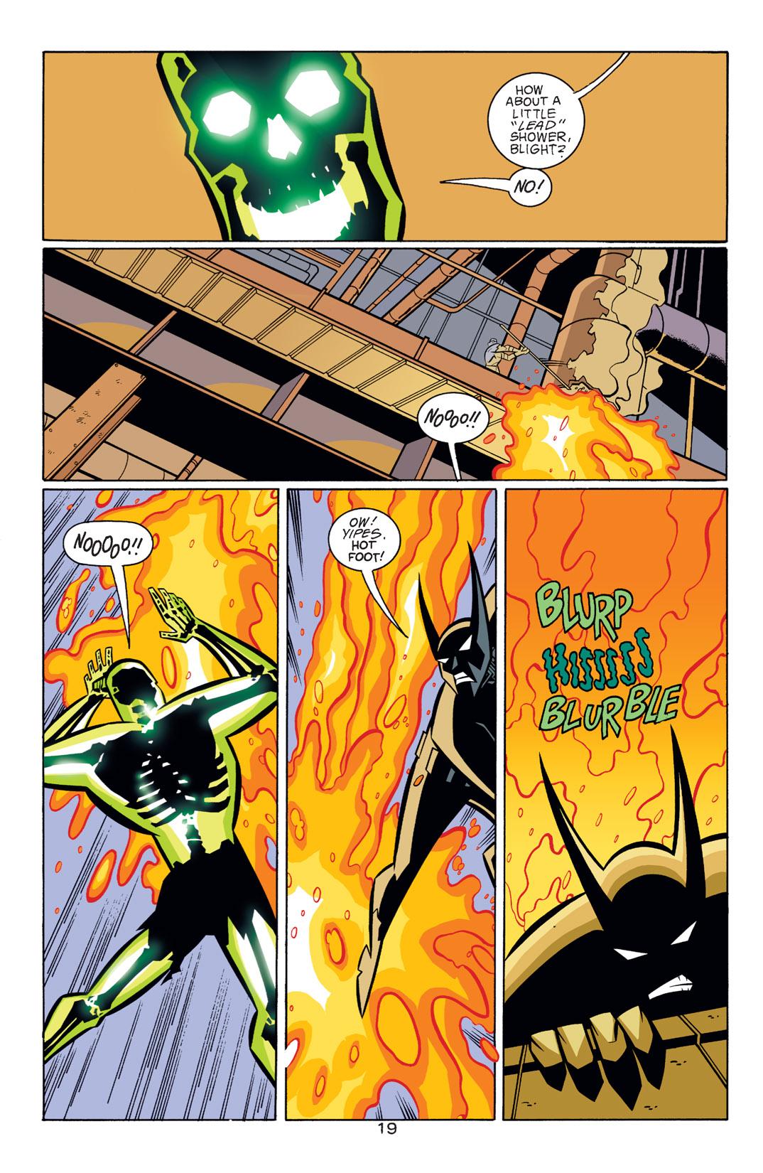 Batman Beyond [II] Issue #18 #18 - English 20