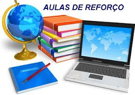 AULAS DE REFORÇO NA WEB