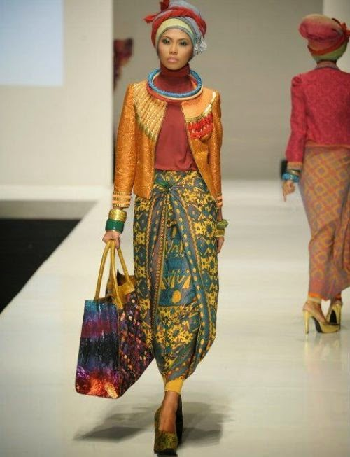 remaja, kumpulan baju muslim terbaru 2015, foto busana wanita dan ...