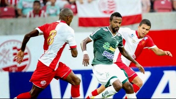 Série B: Náutico, Sampaio Corrêa-MA, Macaé, CRB-AL e Botafogo somam três pontos