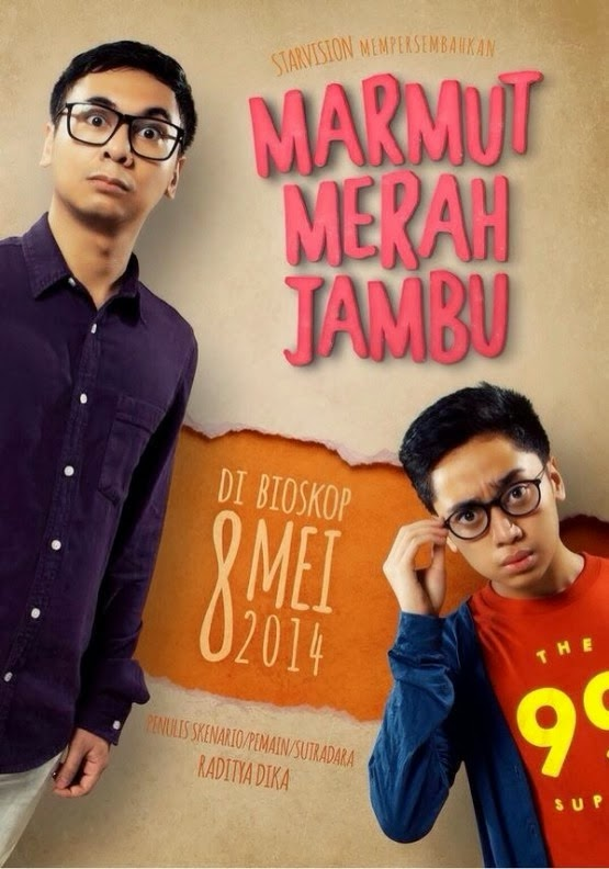 Film Marmut Merah Jambu (2014)