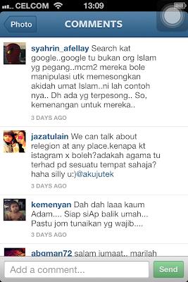 Siti Nurhaliza Dedah Rambut Di Instagram Jadi Isu