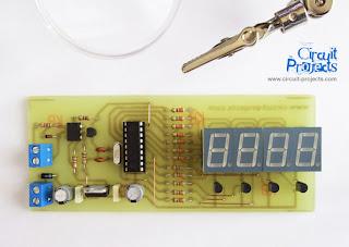 Frequencímetro com PIC