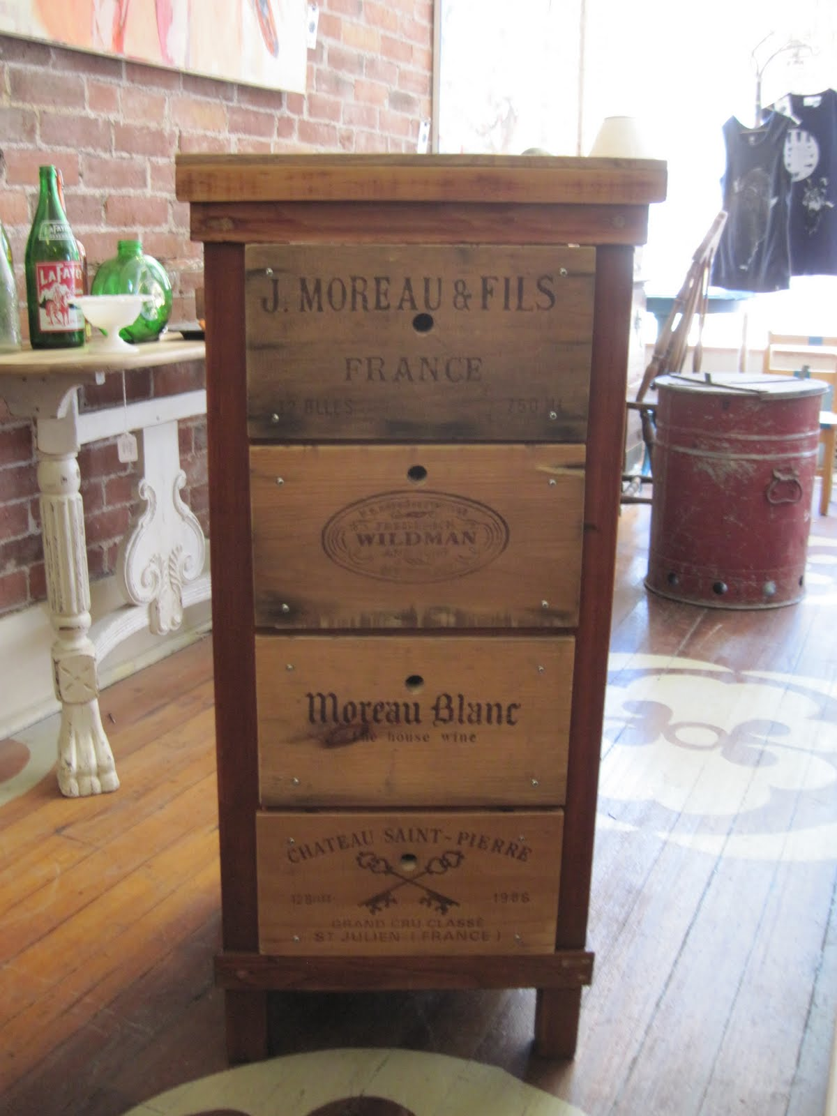 1000 Images About Wine Crate Ideas On Pinterest Wine Crates Wine Boxes And Wooden Wine Boxes