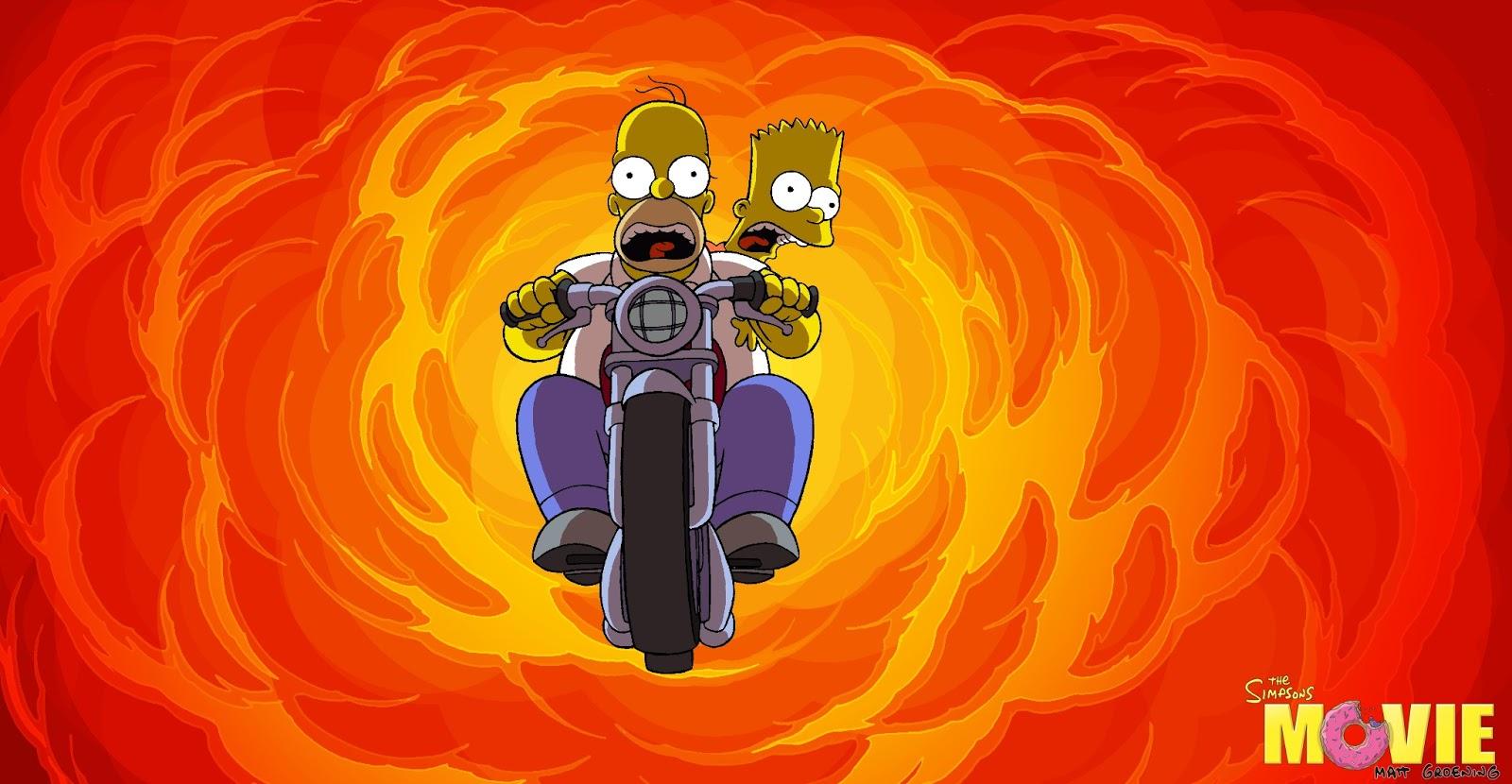 Imagenes Para Colorear: Imágenes Para Colorear De Los Simpson