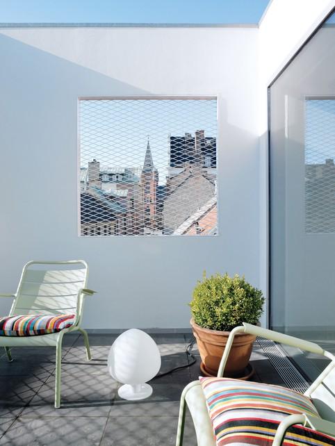 Fotos de balcones peque os ideas para decorar dise ar y - Decorar balcon pequeno ...