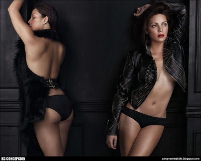 KC Concepcion In Rogue 3
