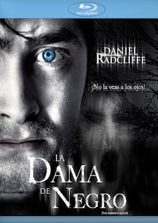 Carátula La dama de negro película HD 720p latino