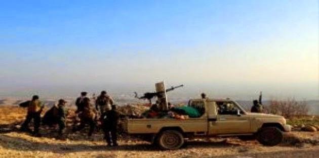 IŞİD Kendi Askeri Olan 100 Kişiyi İnfaz Etti!
