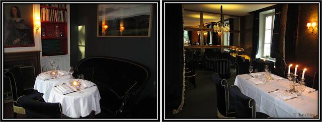 Hotel particulier, Paris Montmartre restaurant déco
