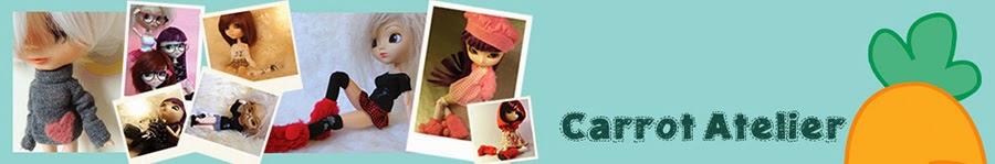 Carrot Atelier Dolls