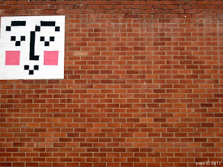 pixelface bricks