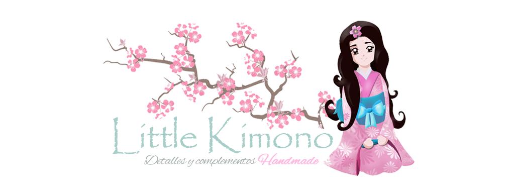 ღ Tienda Little Kimono Handmade