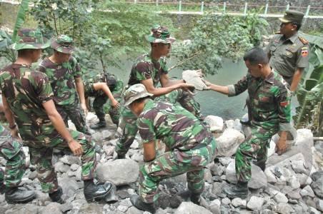 TNI serentak laksanakan TMMD di 61 kabupaten