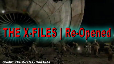 """""""'The X-Files' and Roswell Evolved Simultaneously..."""""""