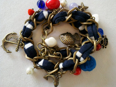 "Pulsera doble ""Marinerito"""