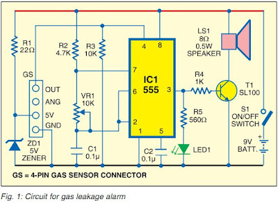 Electronic Mini Project Circuits - Wiring Data •