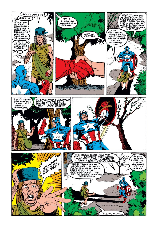 Captain America (1968) Issue #383 #316 - English 7