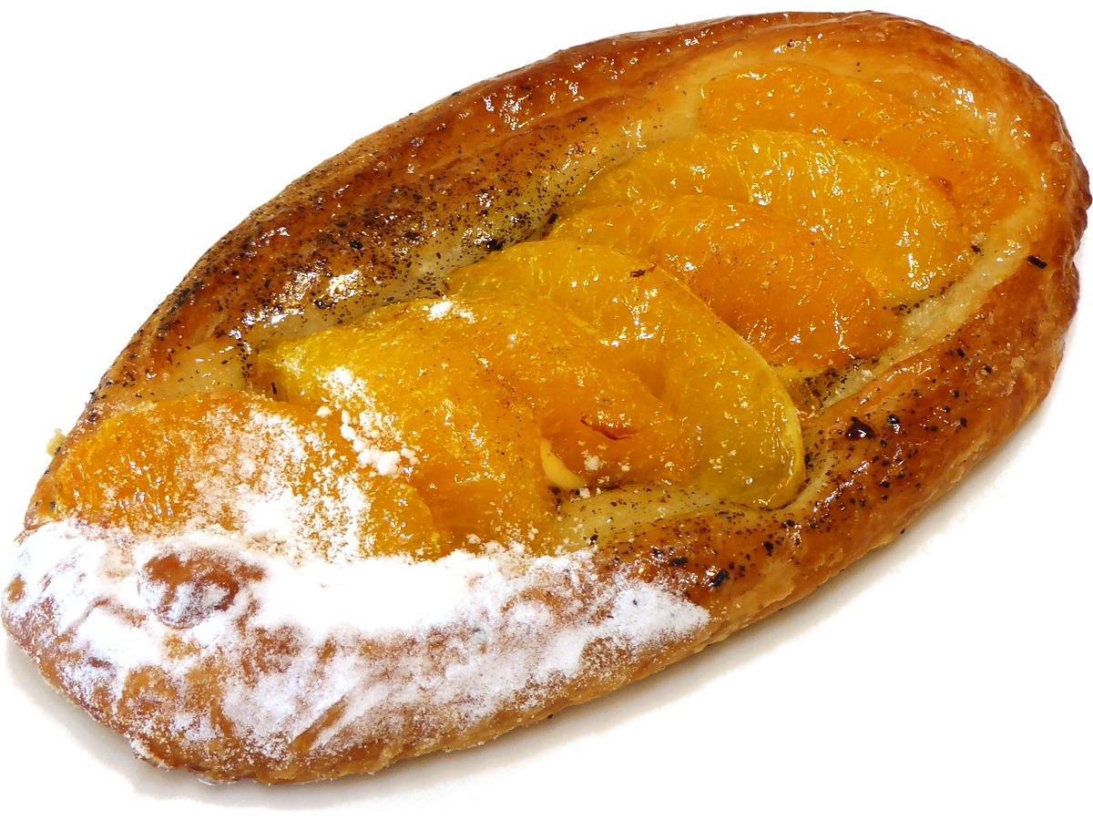 オレンジのデニッシュ(Danoise à l'orange) | Joel Robuchon(ジョエル・ロブション)
