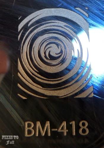 Bundle Monster plate 418 swirl vortex