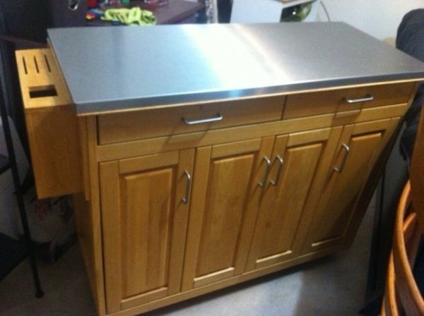 Beau Kitchen Island 125
