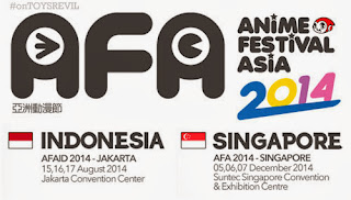 Jadwal Event Anime Festival Asia Indonesia 2014