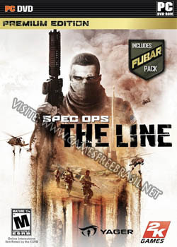 PC - Spec Ops The Line