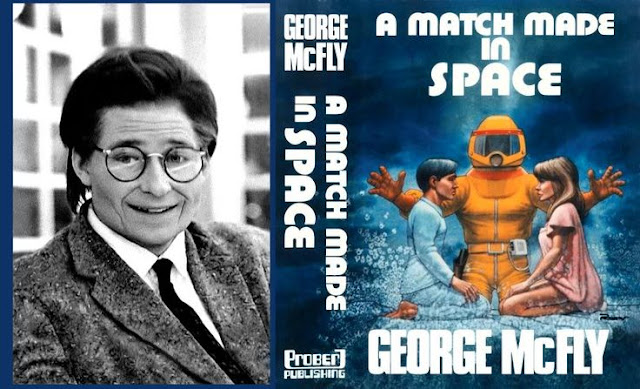 Tapa libro George McFly