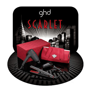 "NUEVA EDICION LIMITADA ghd ""SCARLET DELUXE SET"""