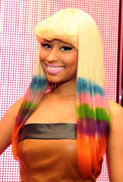 Nicki Minaj Eyes Color. Look like NICKI MINAJ!