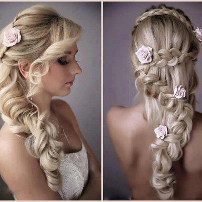 Peinados Para Matrimonio De Noche - Más de 1000 ideas sobre Peinados Para Boda en Pinterest