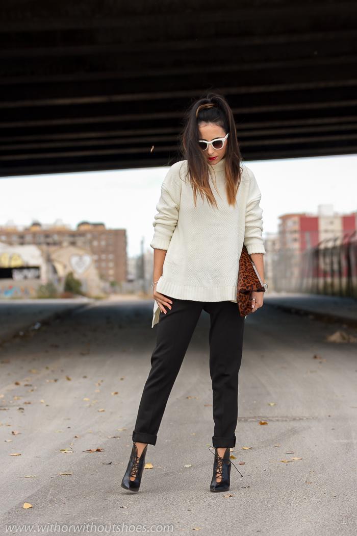 Blogger valenciana de moda con estilo personal