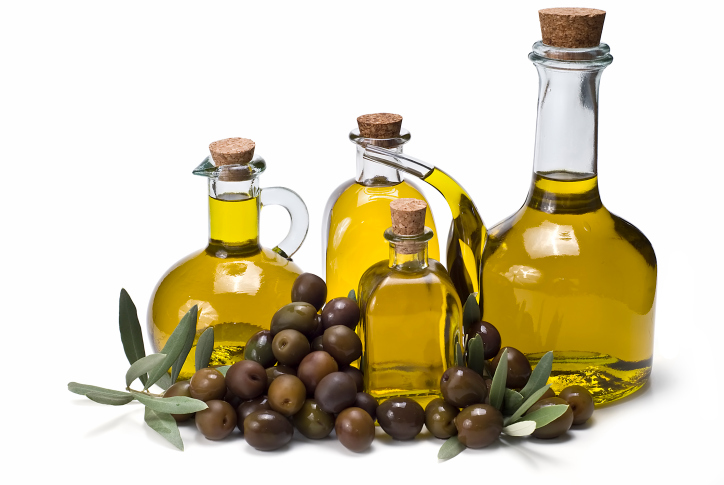 2. Olive Oil Massage