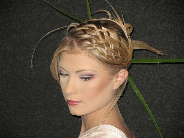 Modele de coiffure mariage femme