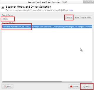 Search For Model Apply Scanner Driver