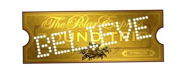 Hsa parents december 2012 for Polar express golden ticket template