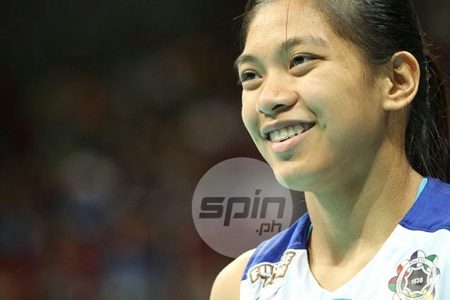 MVP Alyssa Valdez and the Lady Eagles are still in the hunt for the ...