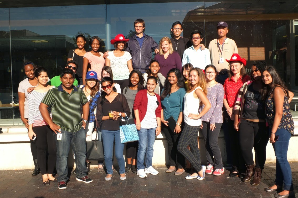 International Student Group Picture