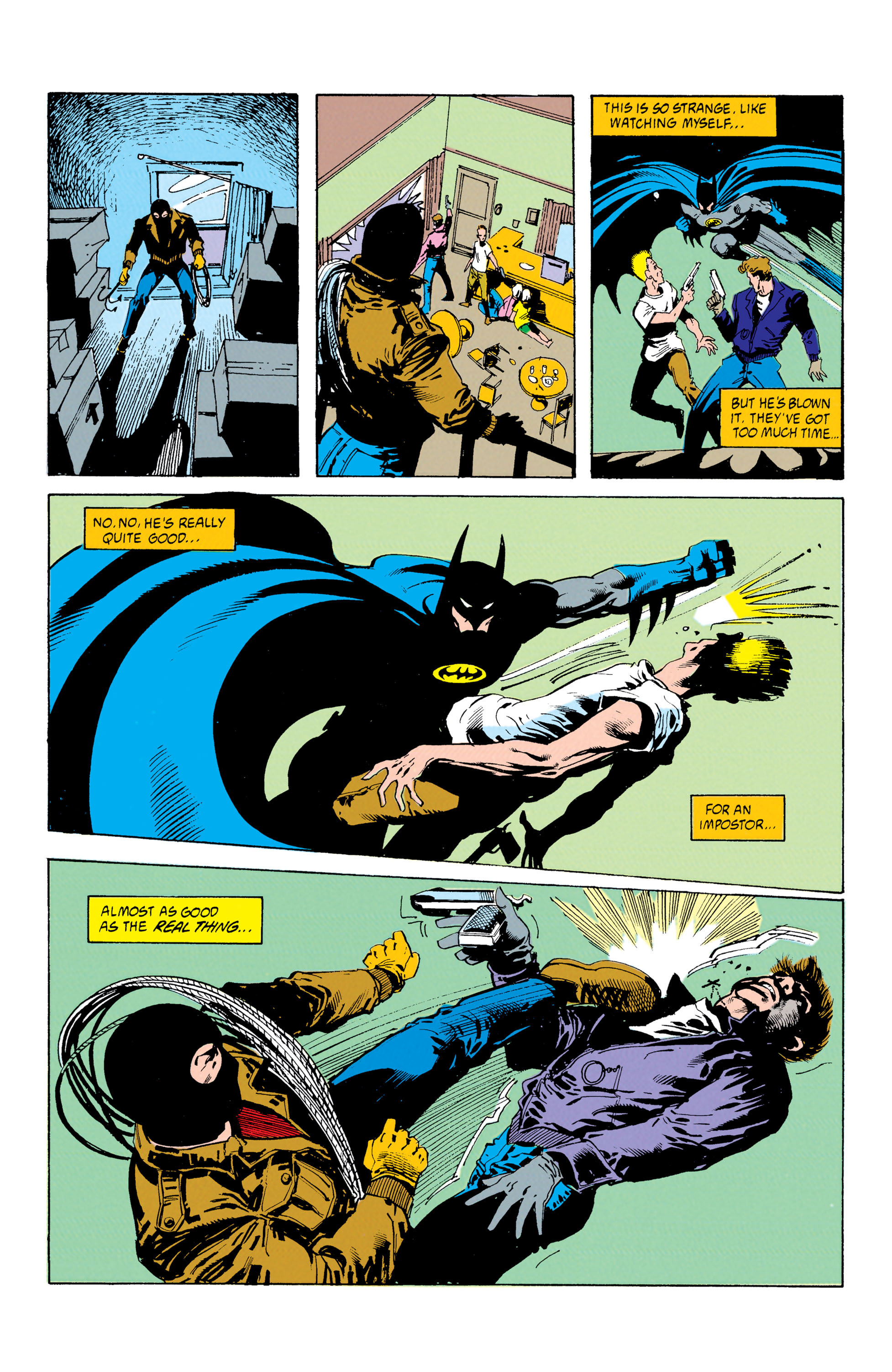 Detective Comics (1937) Issue #633 Page 14