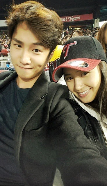 snsd yuri brother hyuk jun