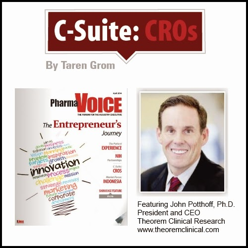 PharmaVOICE, Theorem