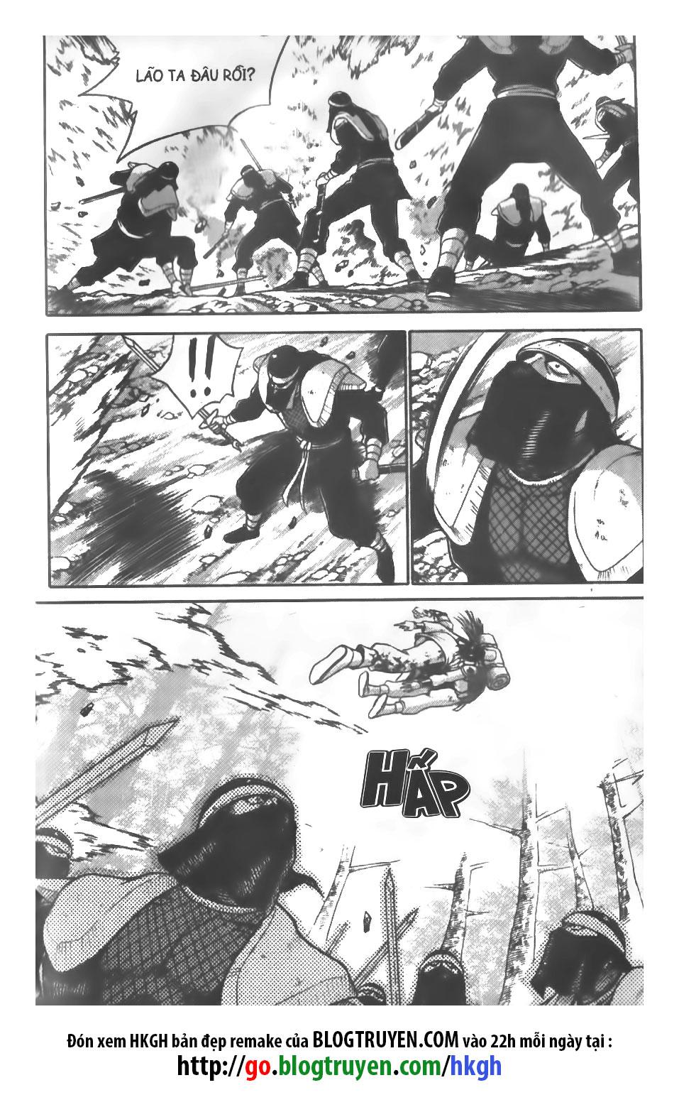 Hiệp Khách Giang Hồ chap 297 Trang 5 - Mangak.info