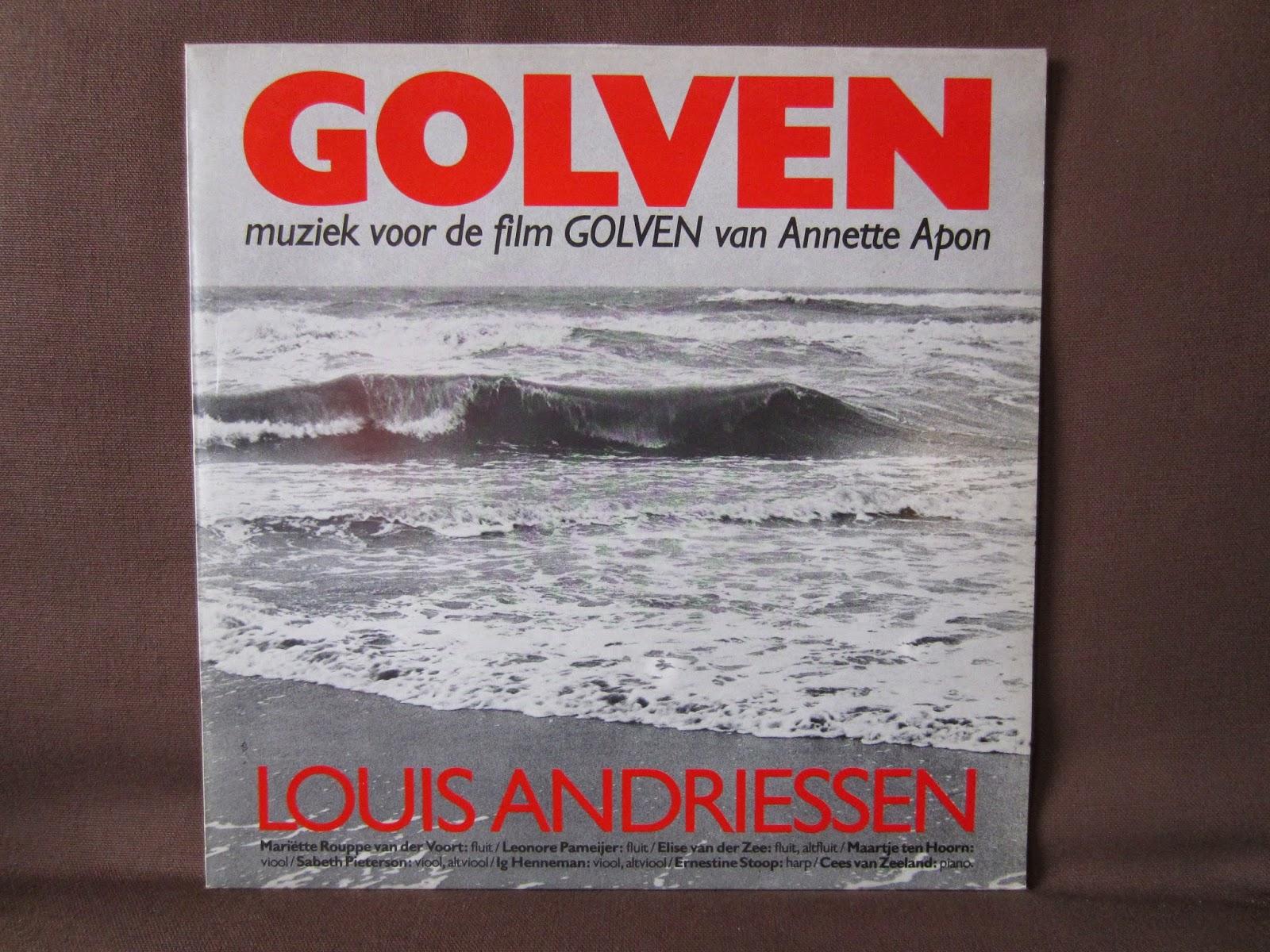 Louis Andriessen Golven