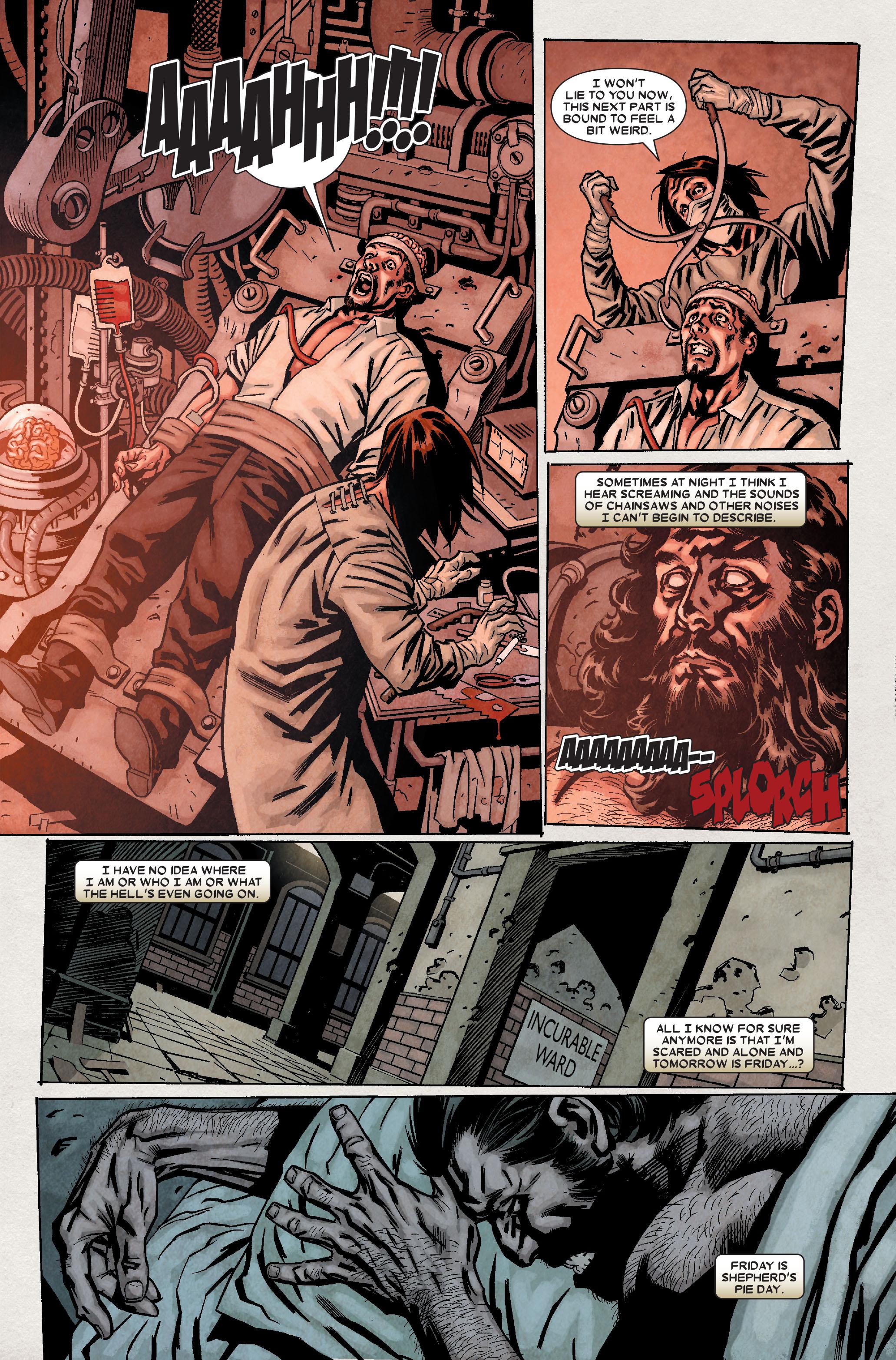 Wolverine: Weapon X #7 #10 - English 16